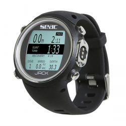 SEAC Jack Freediving and Scuba Wrist Computer and Activity Tracker