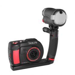 SeaLife Pro Flash Set DC2000/Sea Dragon Underwater Camera/Flash Package