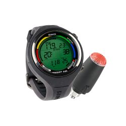 Mares Smart Air Wrist Air Integrated Dive Computer with LED Tank Transmitter