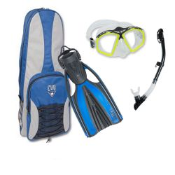 EVO Elite Deluxe Snorkel Package
