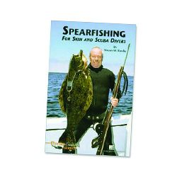 Spearfishing for Skin and Scuba Diving Book