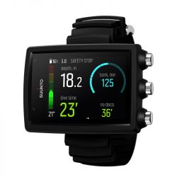 Suunto EON Core Wrist Air Integrated Dive Computer - Black