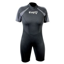 EVO 3mm Shorty Wetsuit (Women's)