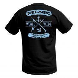 Pelagic Worldwide Short-Sleeve Tee (Men's)