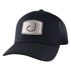 AVID Flexfit Fitted Mesh Hat (Men's) - Black