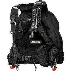 Zeagle Covert XT Lightweight Back-Inflation Travel BCD