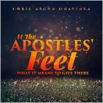 At the Apostles' Feet – What it means to give there