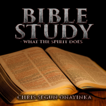 Bible Study – What the Spirit Does
