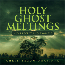 HOLY GHOST MEETINGS – By Precept and Example