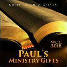 Paul's Ministry Gifts