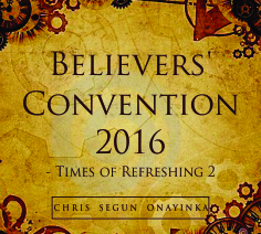 Believers Convention 2016