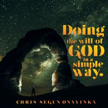 Doing the will of God in a simple way