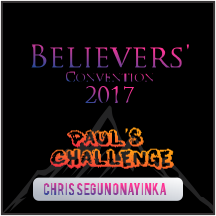 Believers Convention 2017 – Paul's Challenge