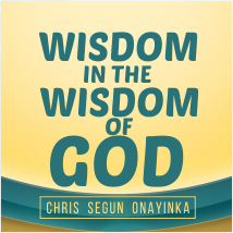 Wisdom In The Wisdom Of God