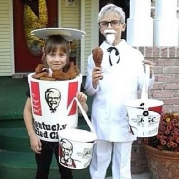 from the cutest and most clever to the scariest and most realistichere are 25 kids halloween costumes that are 100 awesome - Coolest Kids Halloween Costumes