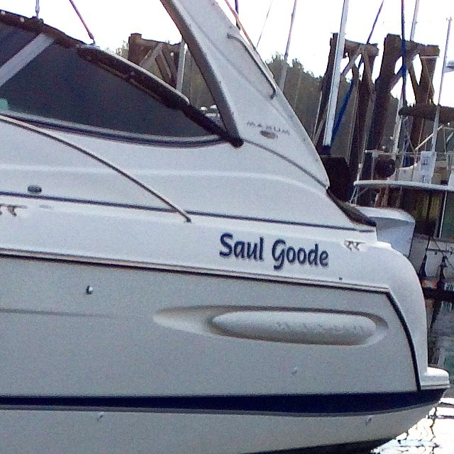The On Board Life: Funny Boat Names