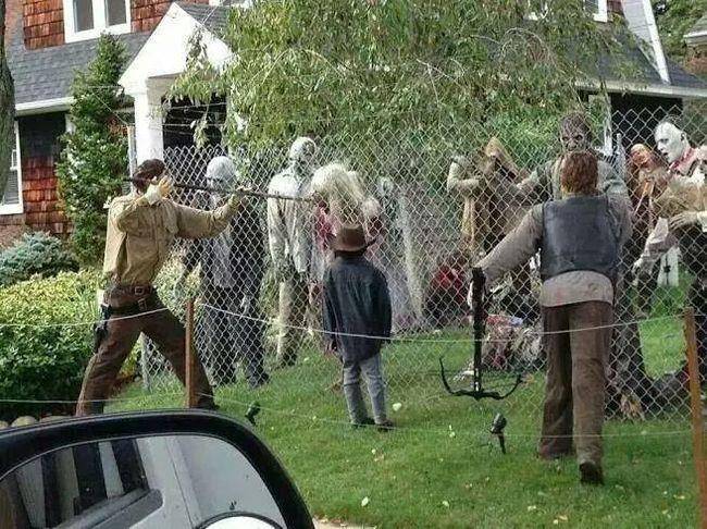5 zombies