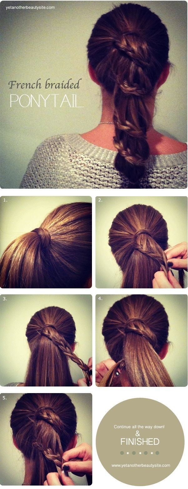 Swell 16 Creative Braid Tutorials That Are Super Easy If You Can Tie Short Hairstyles Gunalazisus