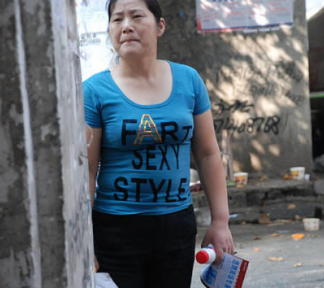 Hysterically Funny English Translation Fails On Asian TShirts - Hilariously translated asian shirts
