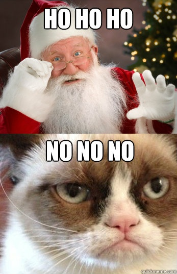 The Funniest Grumpy Cat Christmas Memes We All Can Relate To ...