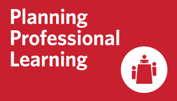 Planning Professional Learning