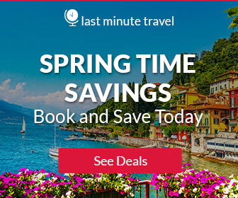 Here Comes the Sun! Use promo code SPRING19 and get $30 off hotel bookings!* ends 1 June, 2019