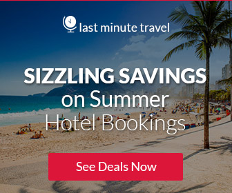 Make It a Summer to Remember. Use promo code SUMMERFUN40 and get $40 off hotel bookings (min purchase of $400, End 9/1/2018)