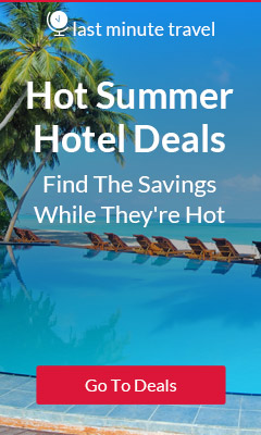Temperatures are rising and so are the savings. Use promo code 2017SUMMER and get $45 off hotel bookings!* (OFF $500) Ends Sep 5, 2017