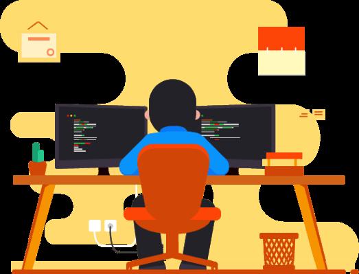 Necesitas desarrolladores?