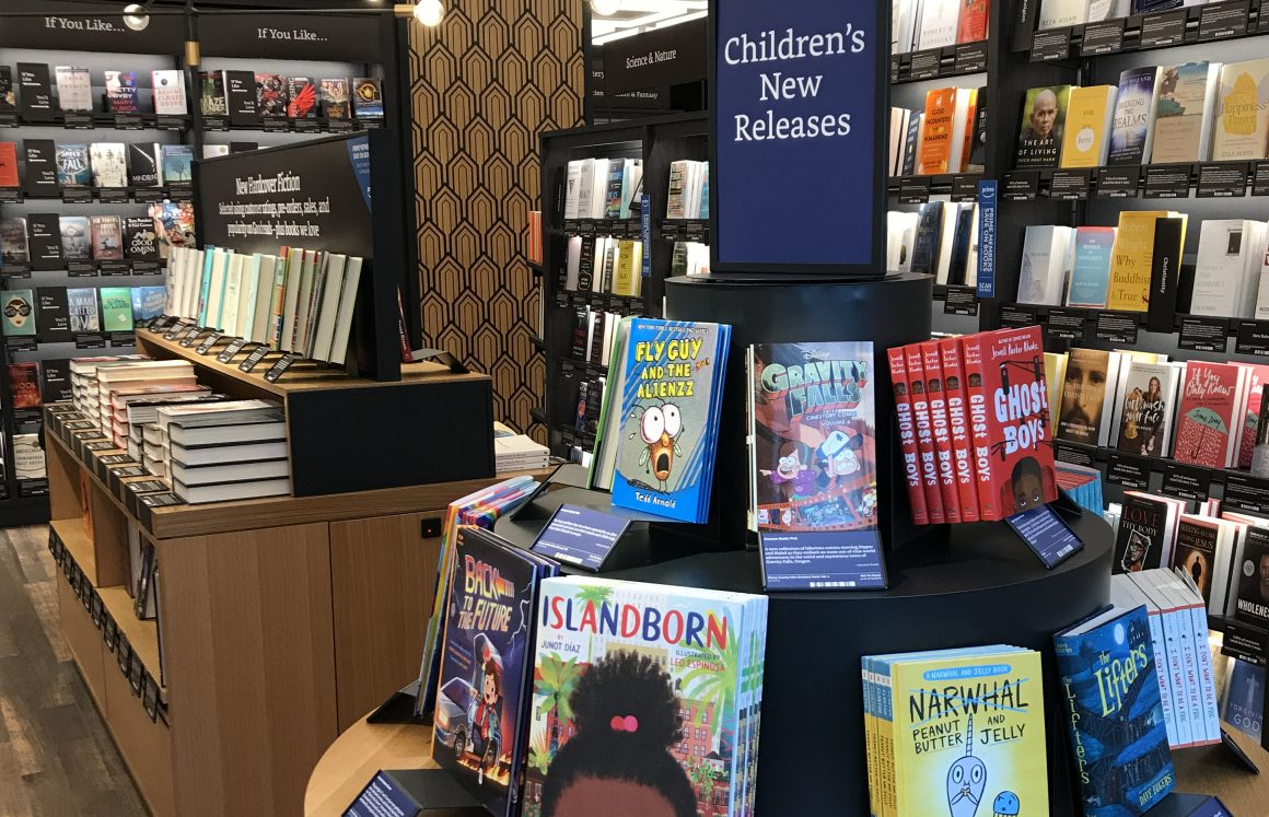 Five reasons I love the Amazon Books store experience—and