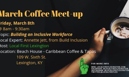 March 2019 Coffee Meet-up
