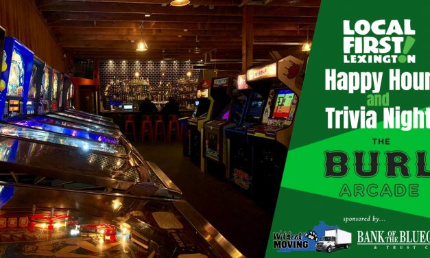 LFL Happy Hour and Team Trivia Night, Wednesday 6/26