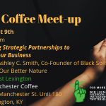August 2019 Coffee Meet-up: Building Strategic Partnerships to Grow Your Business