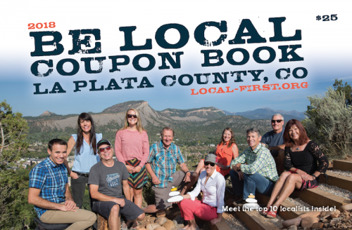 Purchase Be Local Coupon Books