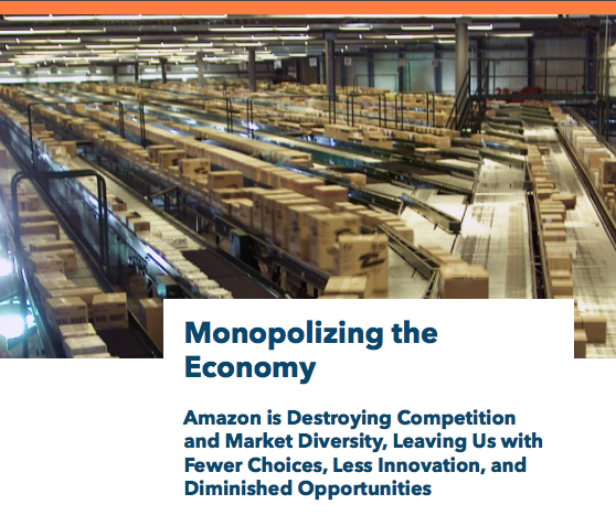 Amazon's Monopoly
