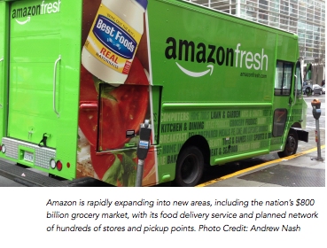 What's in it for Amazon? - Local First