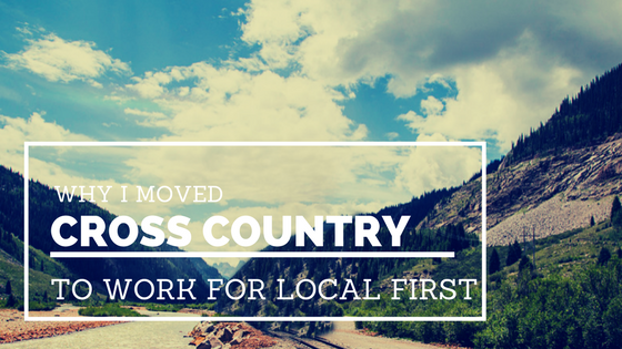 Why I moved cross country to work for Local First