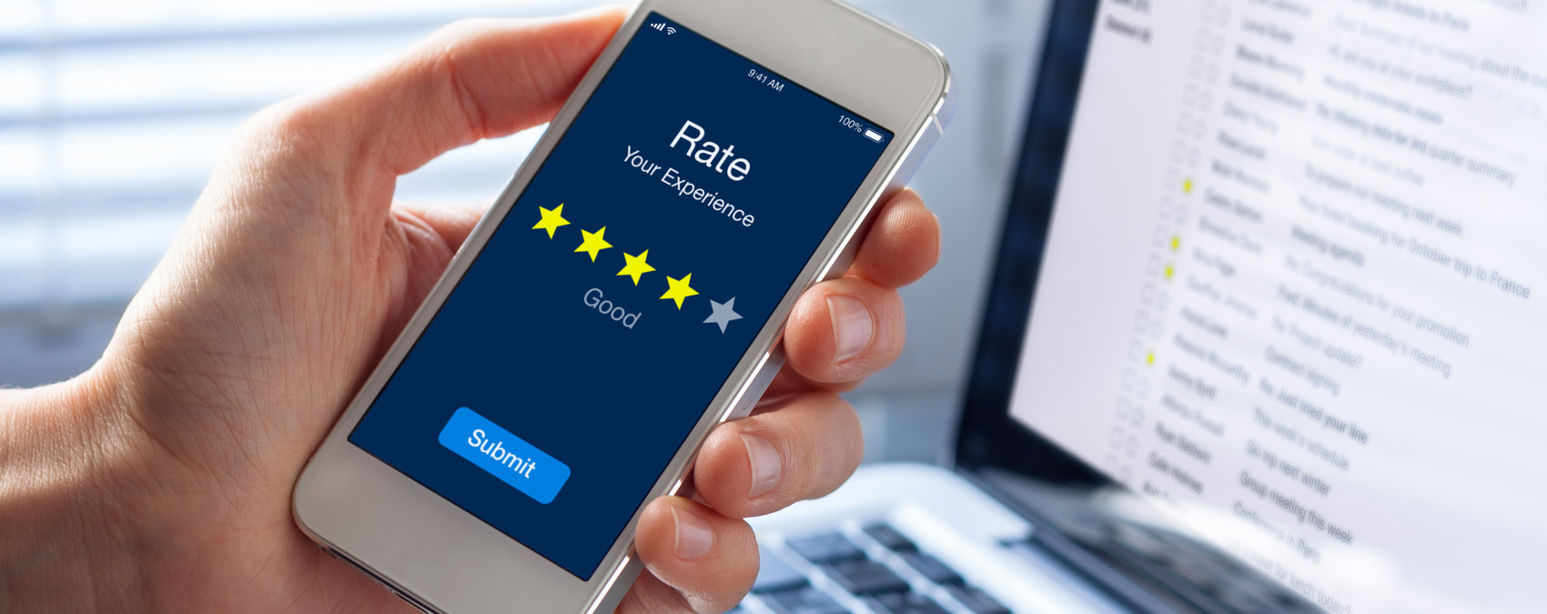 Review Management Services for Local Businesses