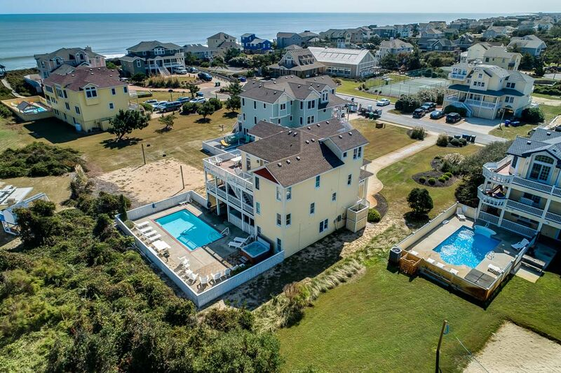 Wine N Sea Duck Nc Vacation Rentals Outer Banks Blue