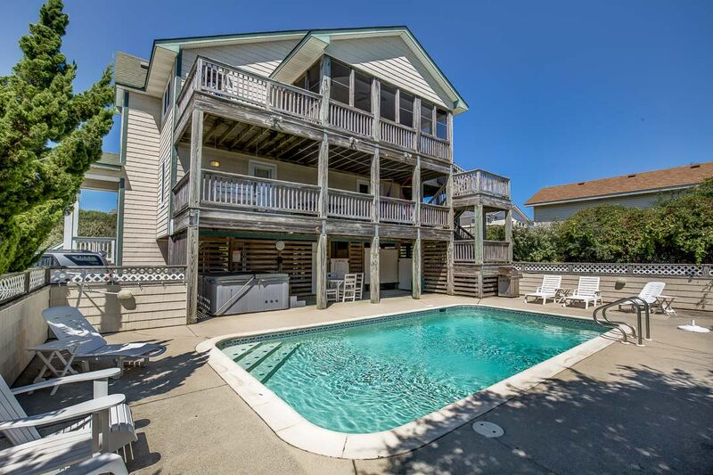 Summer Place - Outer Banks Vacation Rentals - Outer Banks Blue