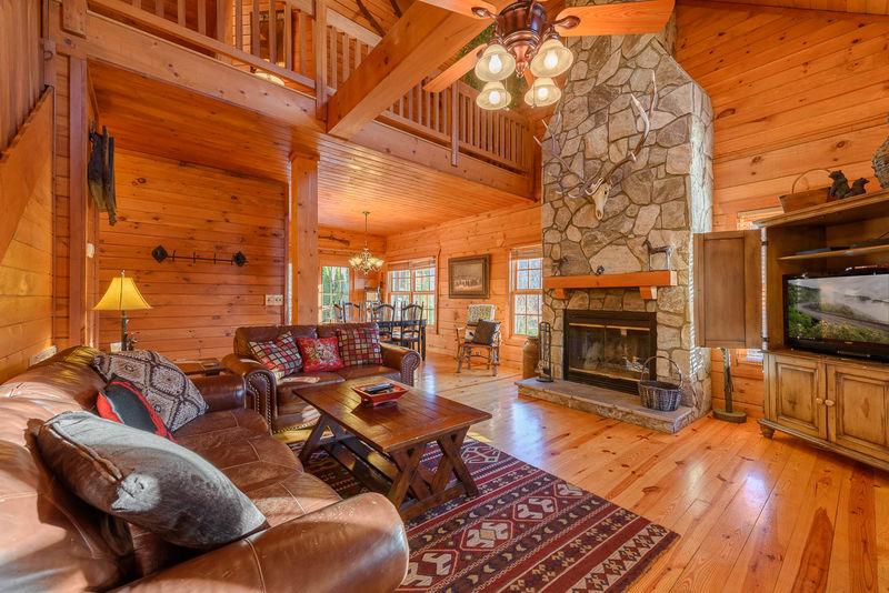 187 3 Bears Den Carolina Cabin Rentals Vacation Cabin
