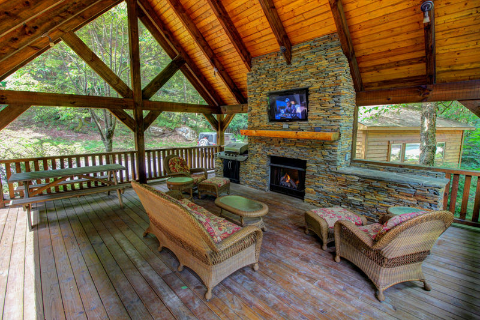 187 Stettin Haus Beech Mountain Blue Ridge Appalachian