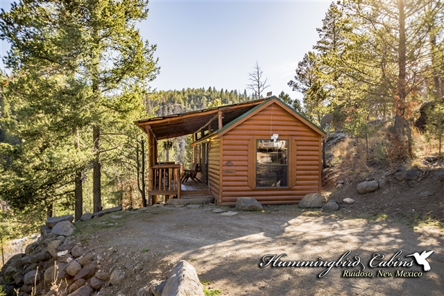 Hideout Cabin Hummingbird Cabins