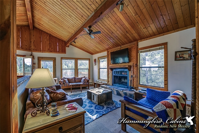 Hummingbird Cabins The Tree House In Ruidoso Hummingbird