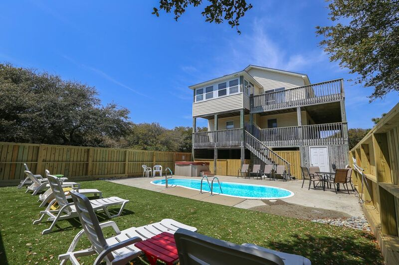 Outer Banks Vacation Rentals - 0719 - A BANANA WIND