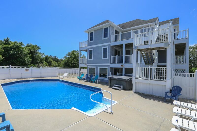 Outer Banks Vacation Rentals - 0458 - A PANORAMIC RENDEZVIEW