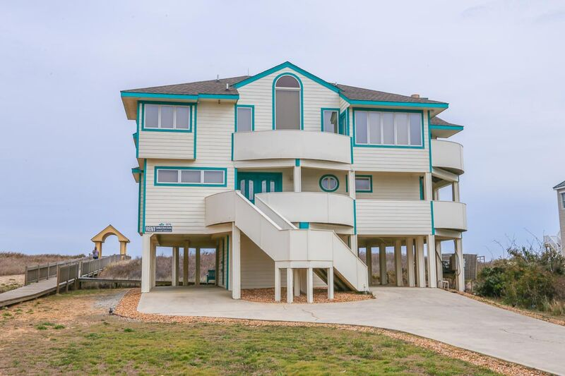 Outer Banks Vacation Rentals - 1271 - ABRON ABRON