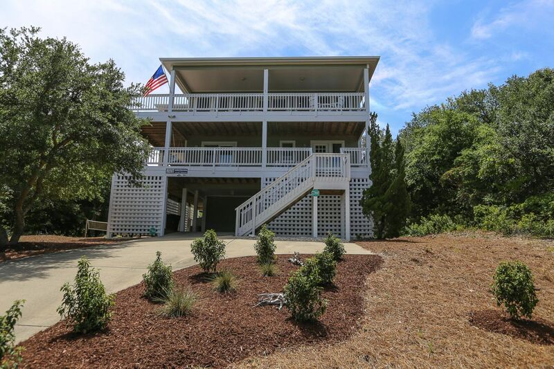 Outer Banks Vacation Rentals - 0681 - AFTERDUNE DELIGHT