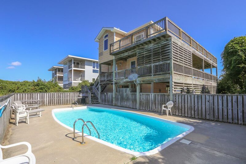 Outer Banks Vacation Rentals - 0741 - ANN'S GETAWAY