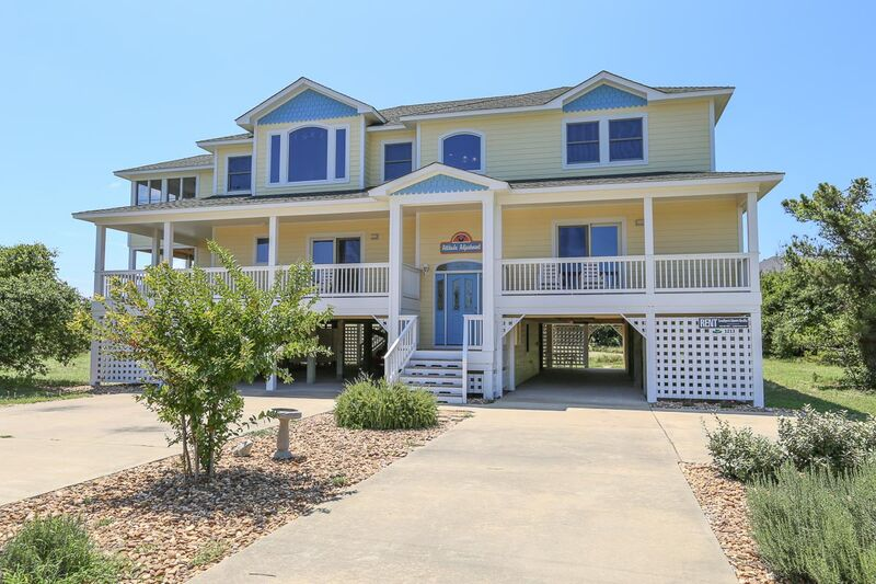 Outer Banks Vacation Rentals - 1213 - ATTITUDE ADJUSTMENT